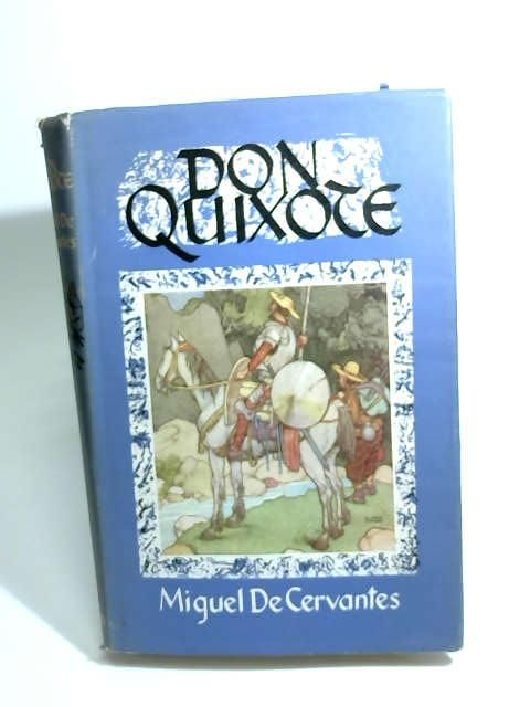 an examination of the adventures of don quixote by miguel cervantes The ingenious nobleman sir quixote of la mancha, or just don quixote, is a spanish novel by miguel de cervantes published in two volumes, in 1605 and 1615, don quixote is considered the most influential work of literature from the spanish golden age and the entire spanish literary canon.