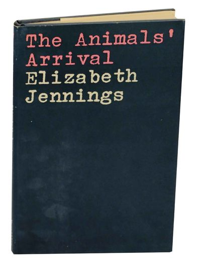 London: Macmillan, 1969. First edition. Hardcover. 40 pages. A collection of poems. A near fine copy...