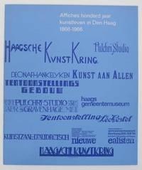 Affiches honderd jaar kunstleven in Den Haag 1866-1966