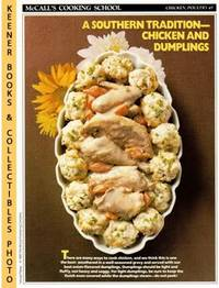 McCall's Cooking School Recipe Card: Chicken, Poultry 45 - Old-Fashioned  Chicken And...