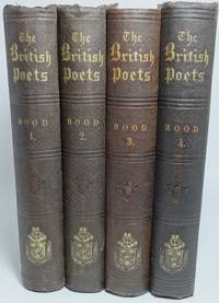 image of THE POETICAL WORKS OF THOMAS HOOD.  With Some Account of the Author. [4 volumes.  From the series: The British Poets]