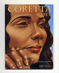 Coretta Scott  - 1st Edition/1st Printing by  Ntozake Shange - Signed First Edition - 2009 - from Books Tell You Why, Inc. (SKU: 15360)