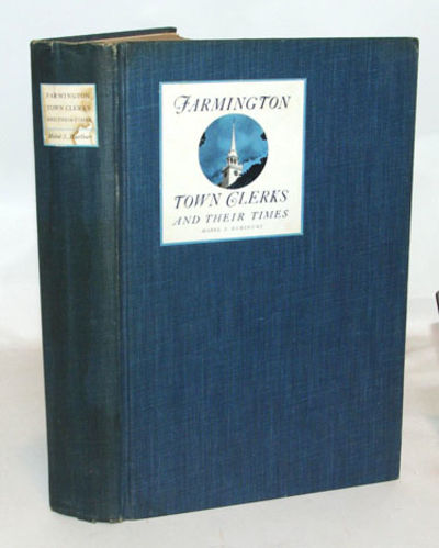 Farmington, Conn.: Self published, 1943. Limited first edition. Very good+ in dark blue cloth covere...