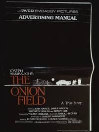 image of The Onion Field Pressbook 1979 John Savage, James Woods