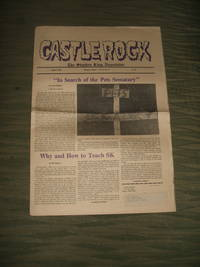 image of Castle Rock Volume 2 No.8 Stephen King Newsletter August 1986 Pets Sematary