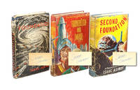 image of Foundation Trilogy [Signed Mixed State First Editions] being Foundation, Foundation and Empire, Second Foundation