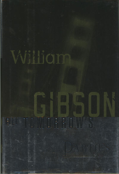 New York: G. P. Putnam's Sons, 1999. Octavo, boards. First edition. Setting is twenty-first century ...