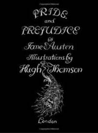 image of Jane Austen's Pride and Prejudice. Illustrated by Hugh Thomson.