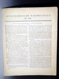 Uber Den Saturn Und Dessen Ringe (Astronomische Nachrichten, No. 840)