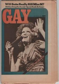 image of Gay - No. 110 (January 1974)