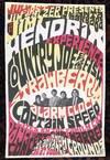 (Rock Poster) THE JIMI HENDRIX EXPERIENCE
