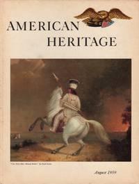 image of American Heritage August 1959 Volume 10, Number 5
