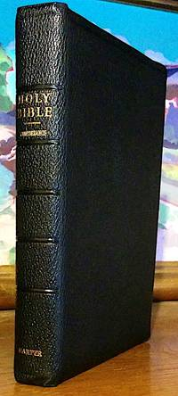 The Holy Bible. Containing the Old and New Testaments translated out of the original tongues : and with the former translations diligently compared and revised, by His Majesty's special command. Authorized King James Version