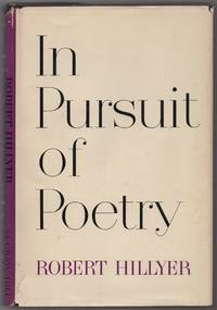 image of In Pursuit of Poetry