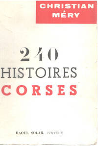 image of 240 histoires corses