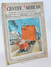 image of Scientific American, The Monthly Journal of Practical Information. April, 1923