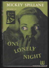 image of One Lonely Night.