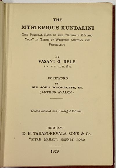 The MYSTERIOUS KUNDALINI. The...