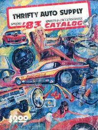 image of Thrifty Auto Supply Spring 1983: Parts & Accessories Catalog