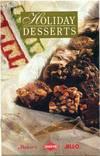 Holiday Desserts 1994 Bakers Diamond Jello