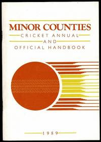 image of Minor Counties Cricket Annual and Official Handbook 1989