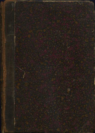 Santiago de Chile: Imprenta, Litografia y Encuadernacion Barcelona, 1910. First edition. Quarter mor...
