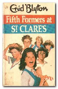 Fifth Formers At St Clare's
