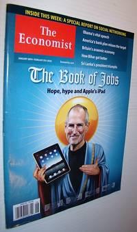 The Economist Magazine, January 30th - February 5th 2010 - Steve Jobs/iPod Cover