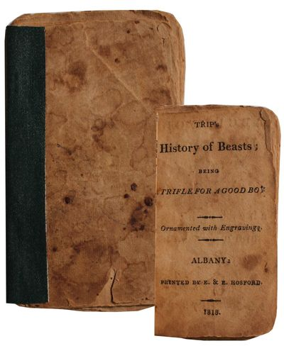 Albany: E & E Hosford, 1818. 4