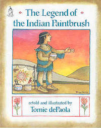 The Legend of the Indian Paintbrush