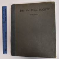 13th Annual Volume of the Walpole Society, 1924-1925