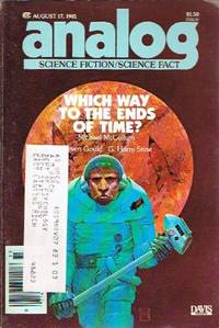 image of Analog: Science Fiction/Science Fact (Vol. CI, No. 9, August 17, 1981)