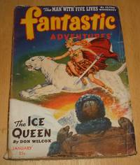 image of Fantastic Adventures, Vol 5, No 1. for January 1943