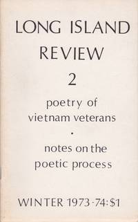 Long Island Review 2: Poetry of Vietnam Veterans [and] Notes on the Poetic Process