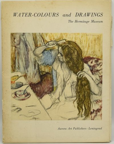 Leningrad: Aurora Art Publishers, 1971. 24 plates of Water-Colours and Drawings from the Hermitage M...