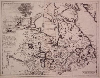 Venice: Giovanni Battista Albrizzi, 1740. unbound. very good. Map. Uncolored engraving. Image measur...
