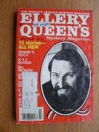 image of Ellery Queen's Mystery Magazine June 2, 1980