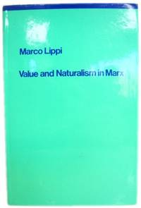 Value and Naturalism in Marx