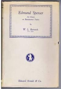 Edmund Spenser, an Essay on Renaissance Poetry