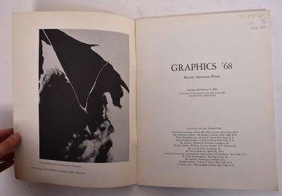 Lexington, KY: University of Kentucky Art Gallery, 1968. Paperback. VG- light wear and minor soiling...