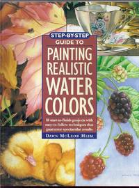 Step-by-Step Guide to Painting Realistic Water Colors