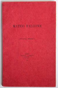 Matéo Falcone. Préface de Maurice Tourneux. Compositions de Alexandre Lunois, gravées sur bois [par Froment, Germain et Noël].