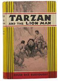 image of Tarzan and the Lion Man (Tarzan Series Book 17)