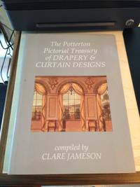 image of Pictorial Treasury of Curtains & Drapery Design, 1750-1950