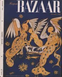 image of Harper's Bazar (Harper's Bazaar) - December, 1946 - Cover Only