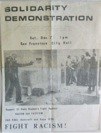 Solidarity Demonstration