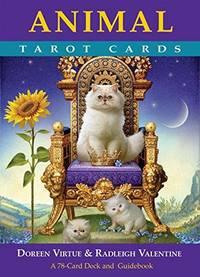 Animal Tarot Cards: