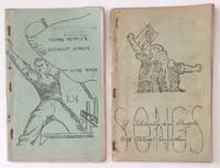 image of YPSL song book. Prepared for the 14th National Convention of the Young People's Socialist League [together with another songbook for the 11th national convention]