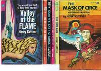 """""""HENRY KUTTNER & C.L. MOORE"""" NOVELS: The Well of the Worlds / Valley of the Flame /..."""
