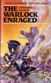 The Warlock Enraged by  Stephen   And Hickman - Paperback - (1st Paperback) - 1985 - from Rainy Day Paperback Exchange (SKU: 48P069)